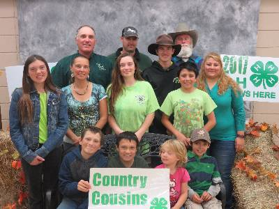 Country Cousins 4-H Club