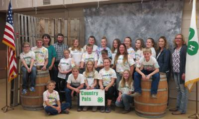 Country Pals 4-H Club