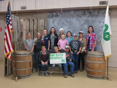 Red Butte Ramblers 4-H Club