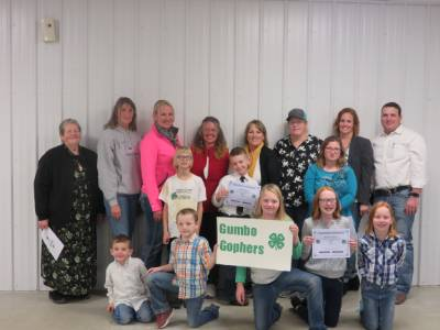 Gumbo Gophers 4-H Club