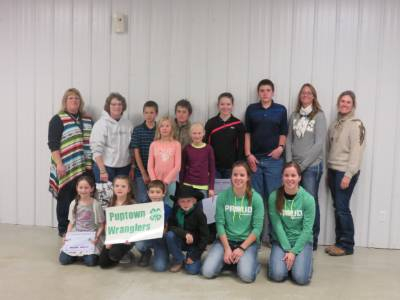 Puptown Wranglers 4-H Club